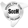 Sports Car Club Helsinki – SccH ry Logo